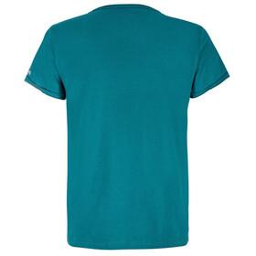 Nihil Pop-Up - Camiseta manga corta Hombre - azul
